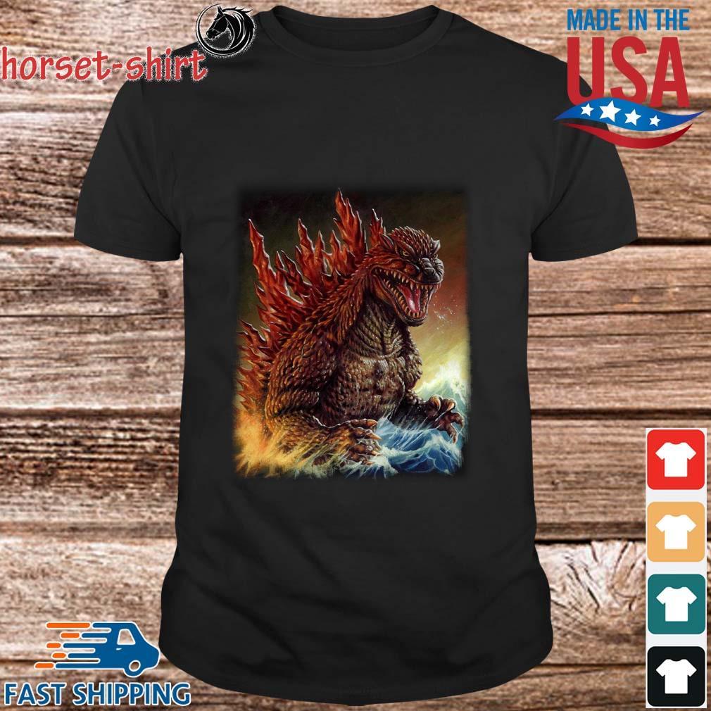 Godzilla King Of Monsters Shirt