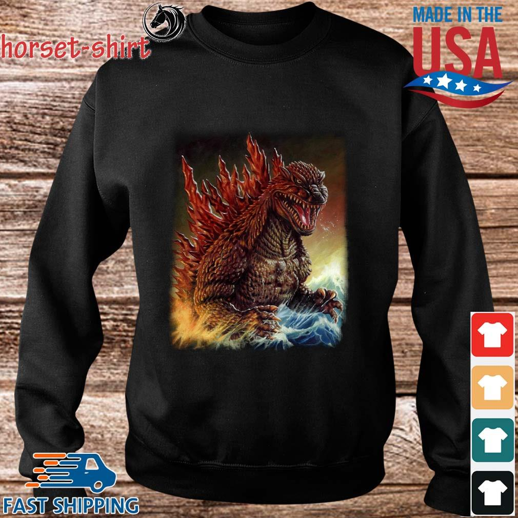 Godzilla King Of Monsters Shirt Sweater den