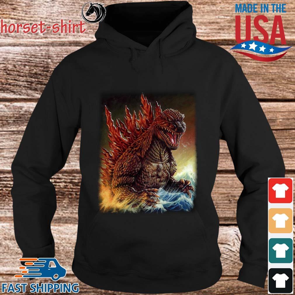 Godzilla King Of Monsters Shirt hoodie den