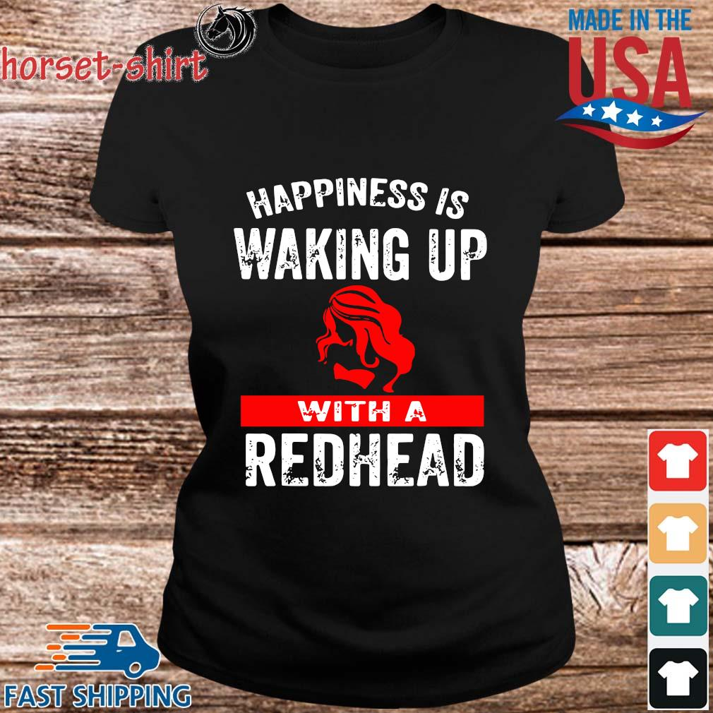 Happiness is waking up with a redhead s ladies den