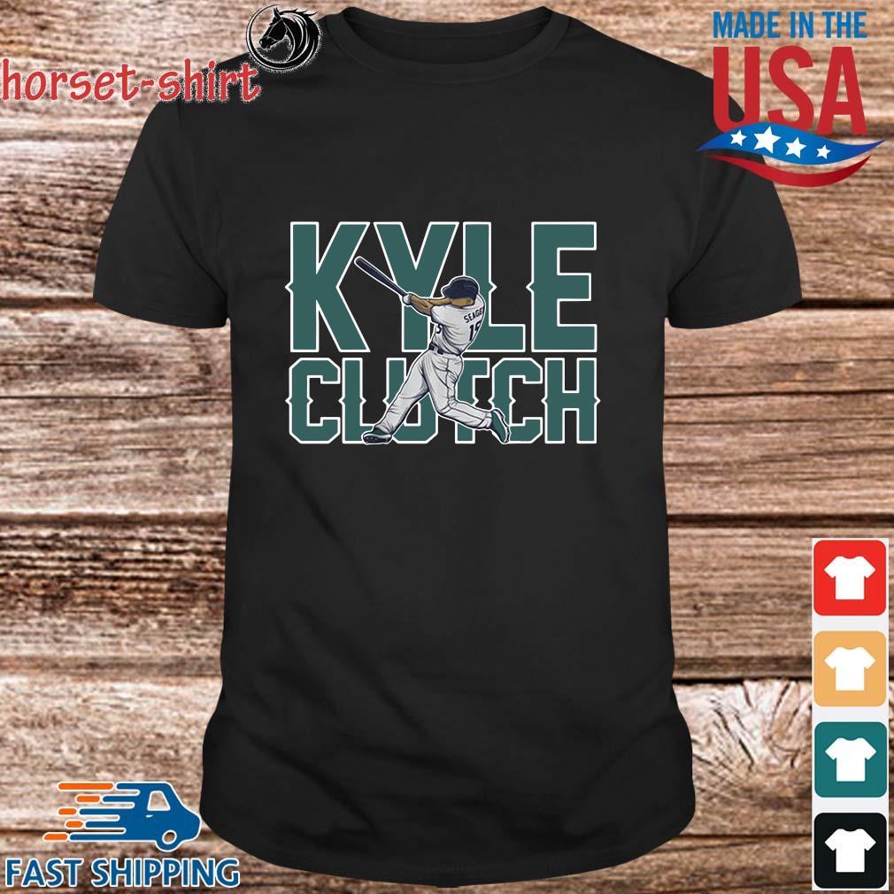 Kyle Clutch Baseball 2021 Shirt