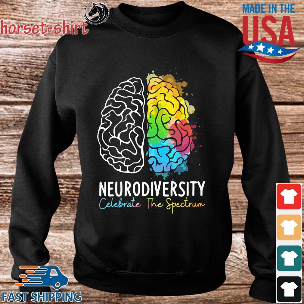 Neurodiversity celebration the spectrum color s Sweater den