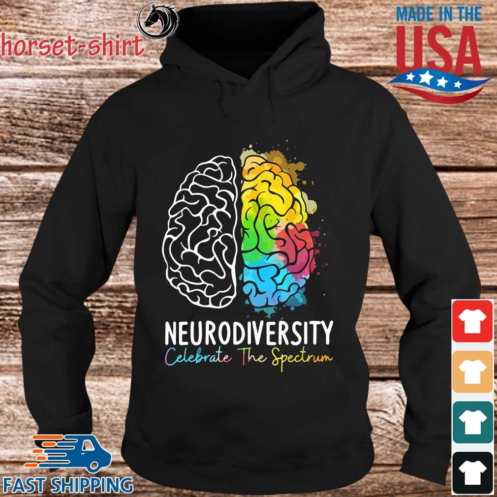 Neurodiversity celebration the spectrum color s hoodie den