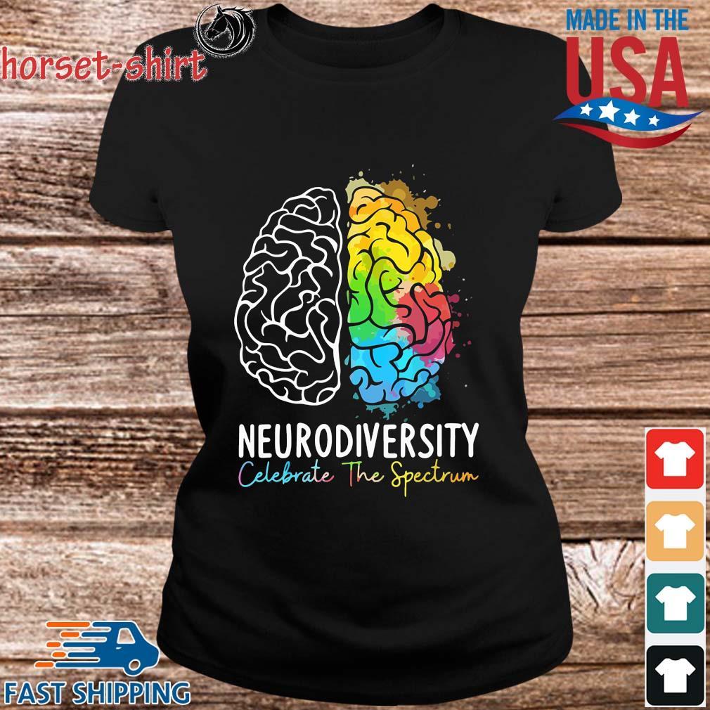 Neurodiversity celebration the spectrum color s ladies den