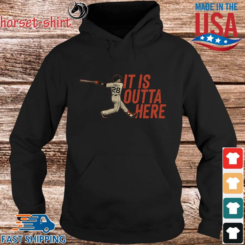 Posey it is outta here s hoodie den