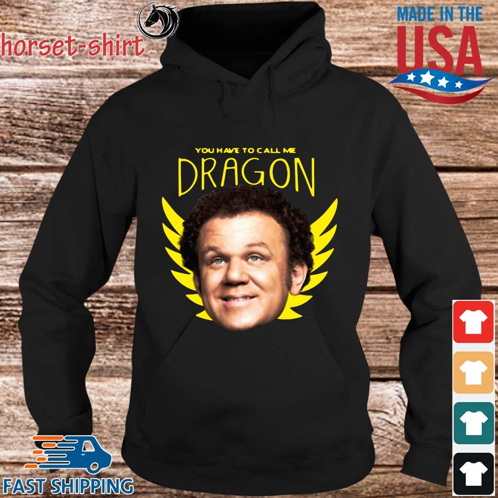 Step Brothers you have to call Me dragon s hoodie den