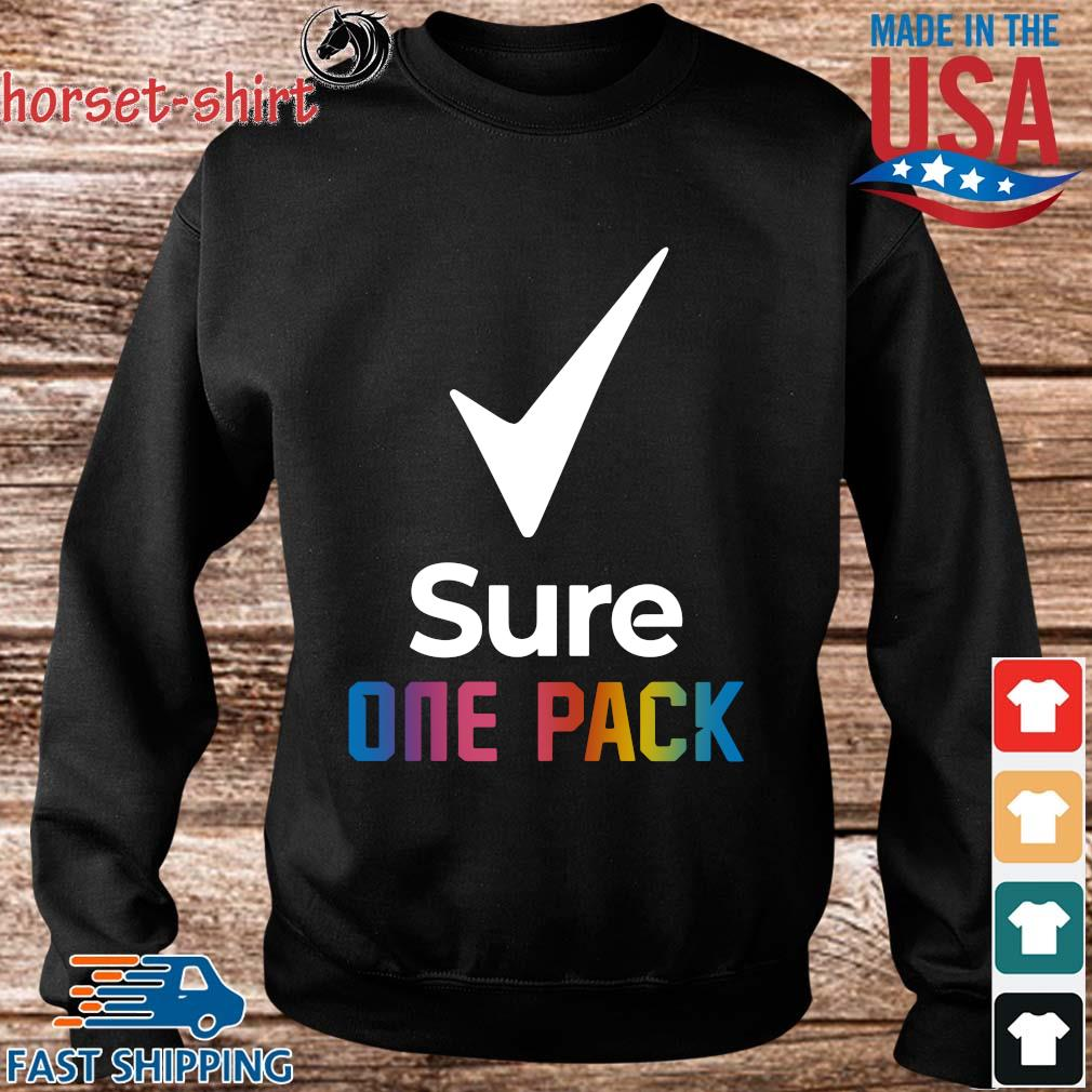 Sure one pack s Sweater den
