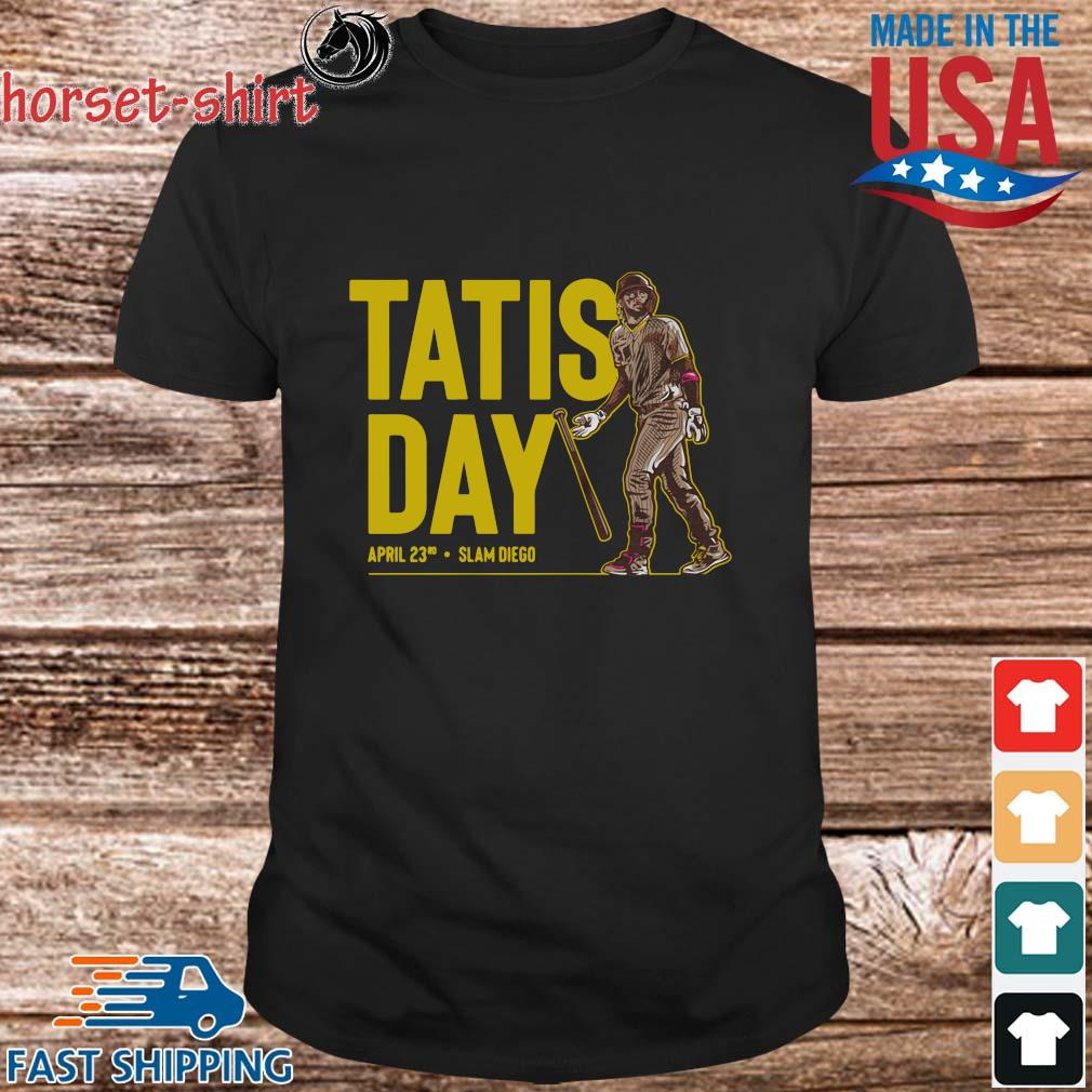 Tatis Day April 23rd Slam Diego Shirt