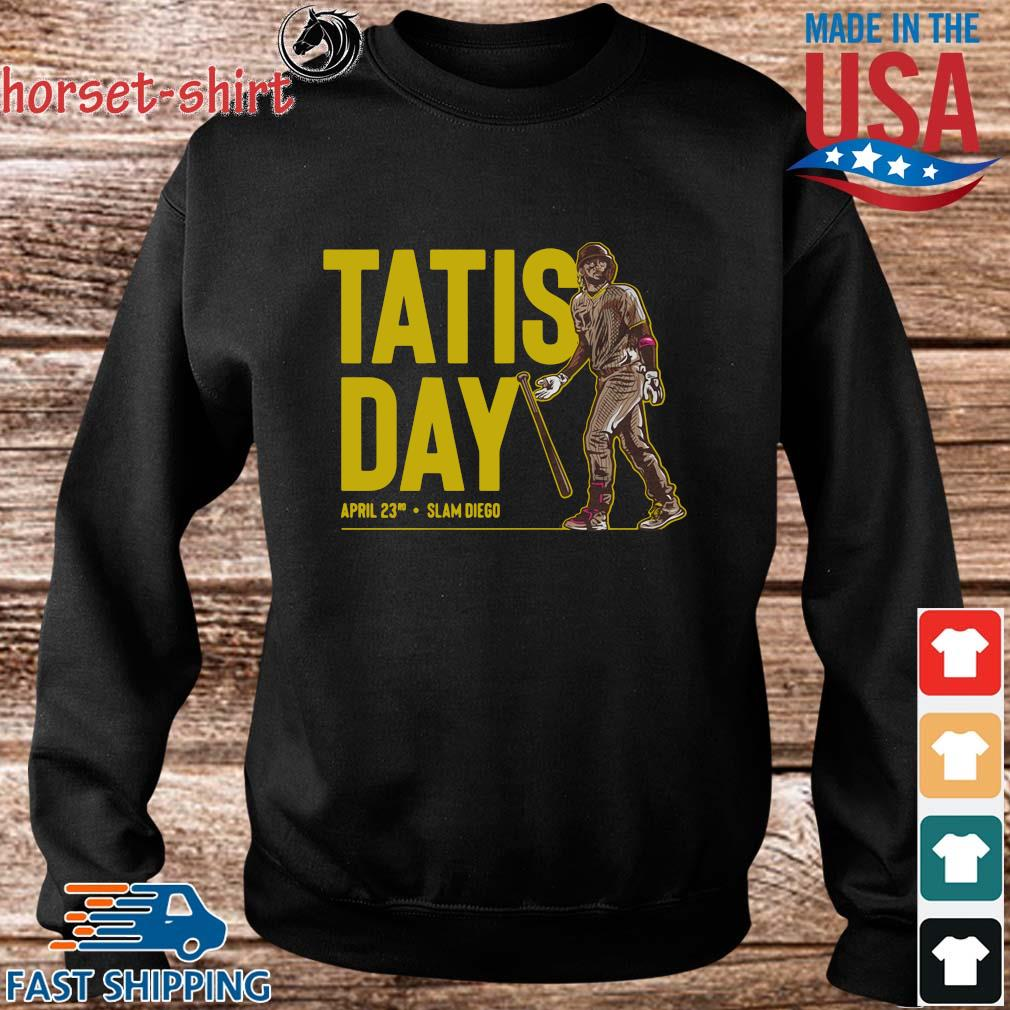 Tatis Day April 23rd Slam Diego Shirt Sweater den