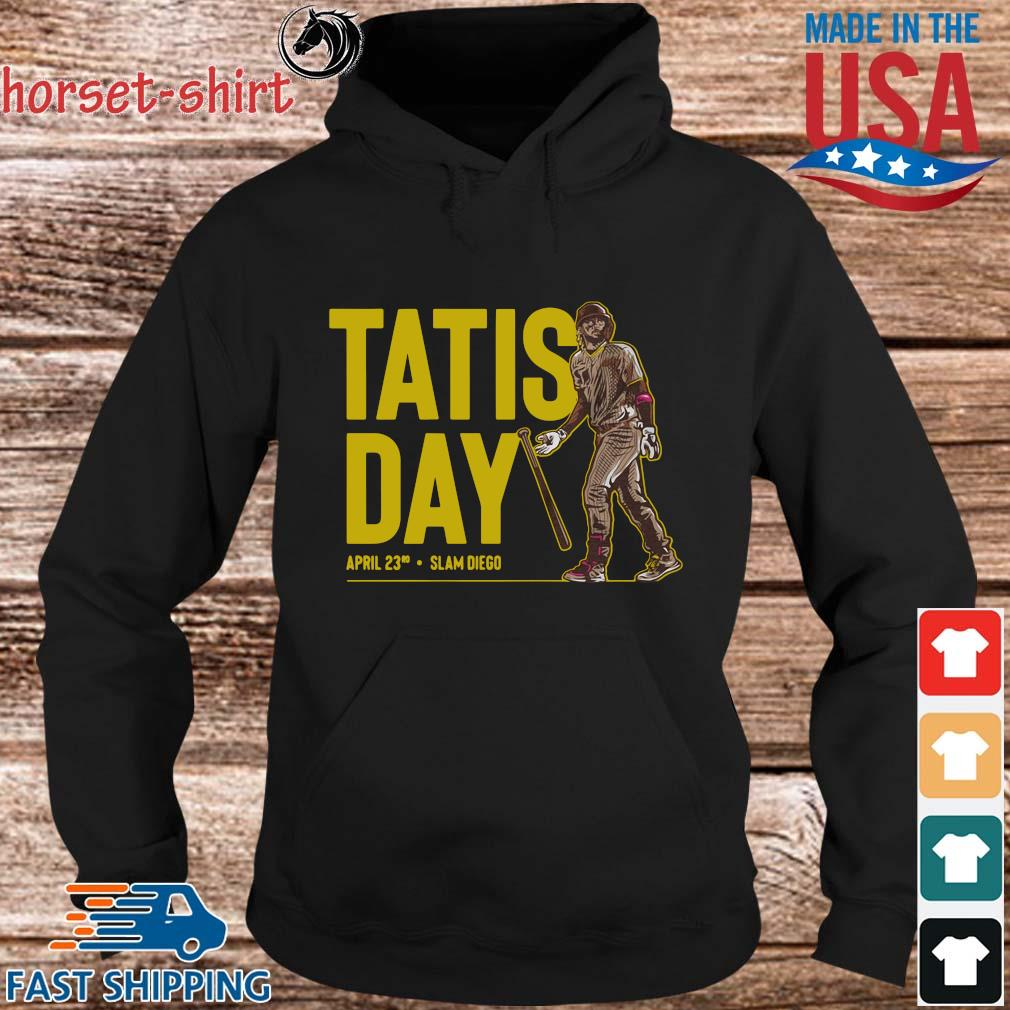 Tatis Day April 23rd Slam Diego Shirt hoodie den