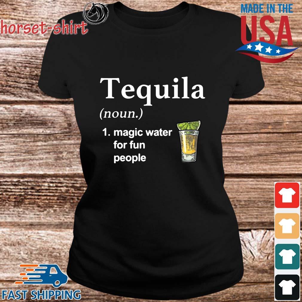 Tequila magic water for fun people s ladies den