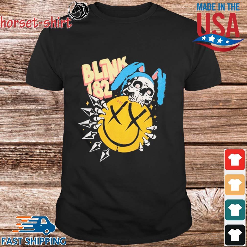 Blink 182 Merch Skull Bunny 2021 Shirt