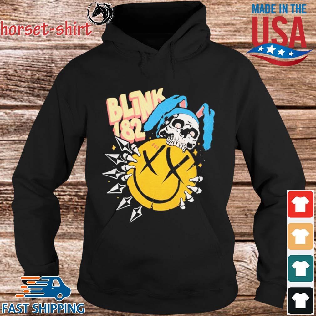 Blink 182 Merch Skull Bunny 2021 Shirt hoodie den