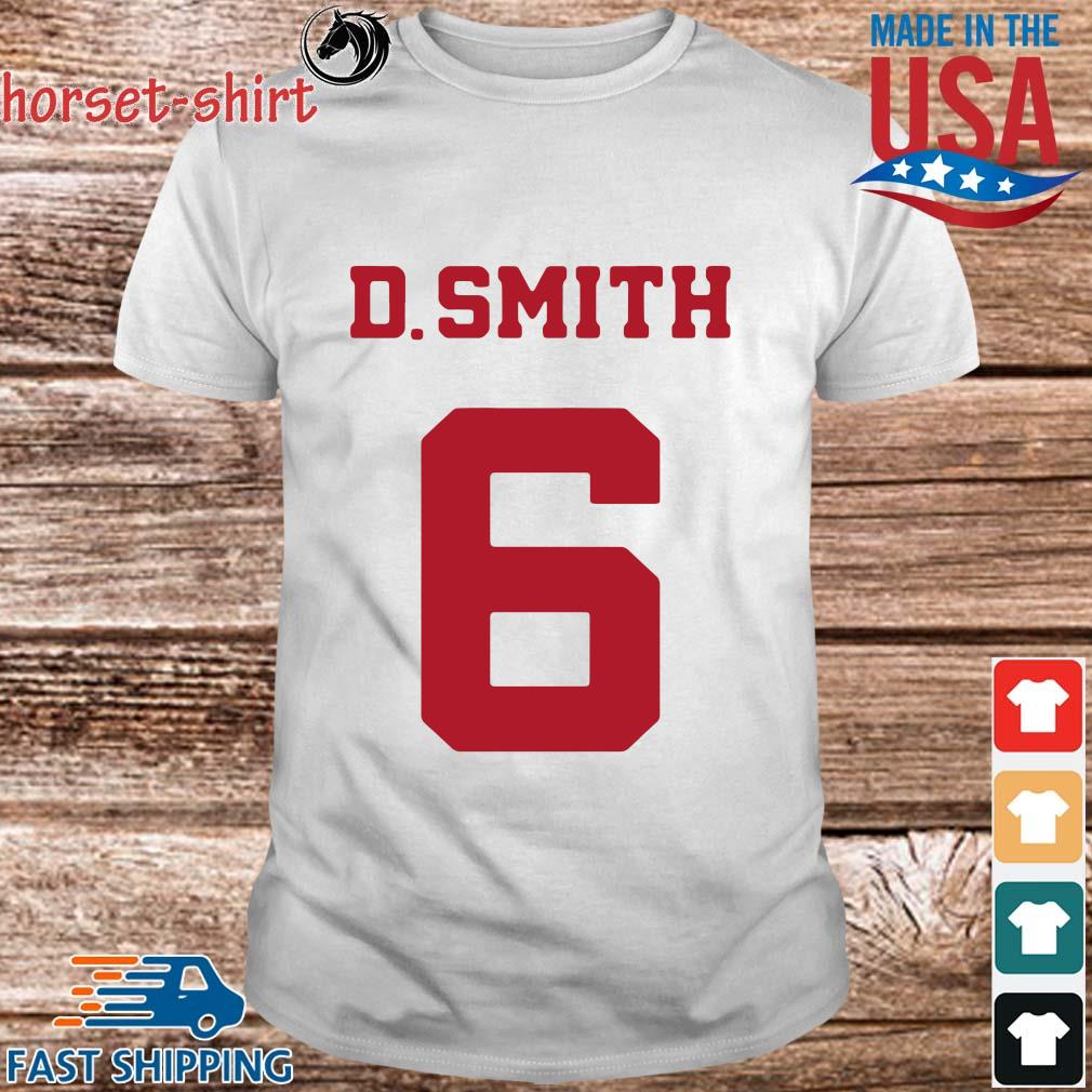Devonta Smith 6 Alabama Crimson Tide Shirt