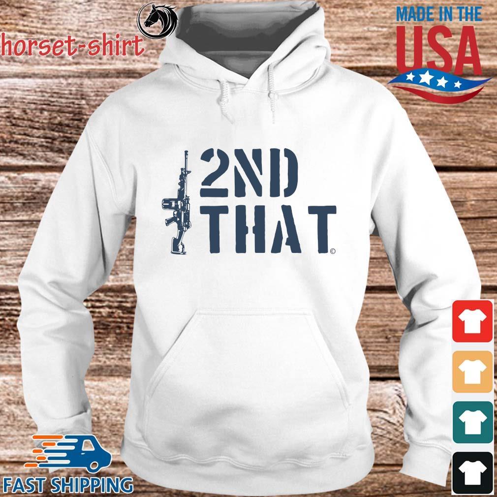Gun 2nd that s hoodie trang