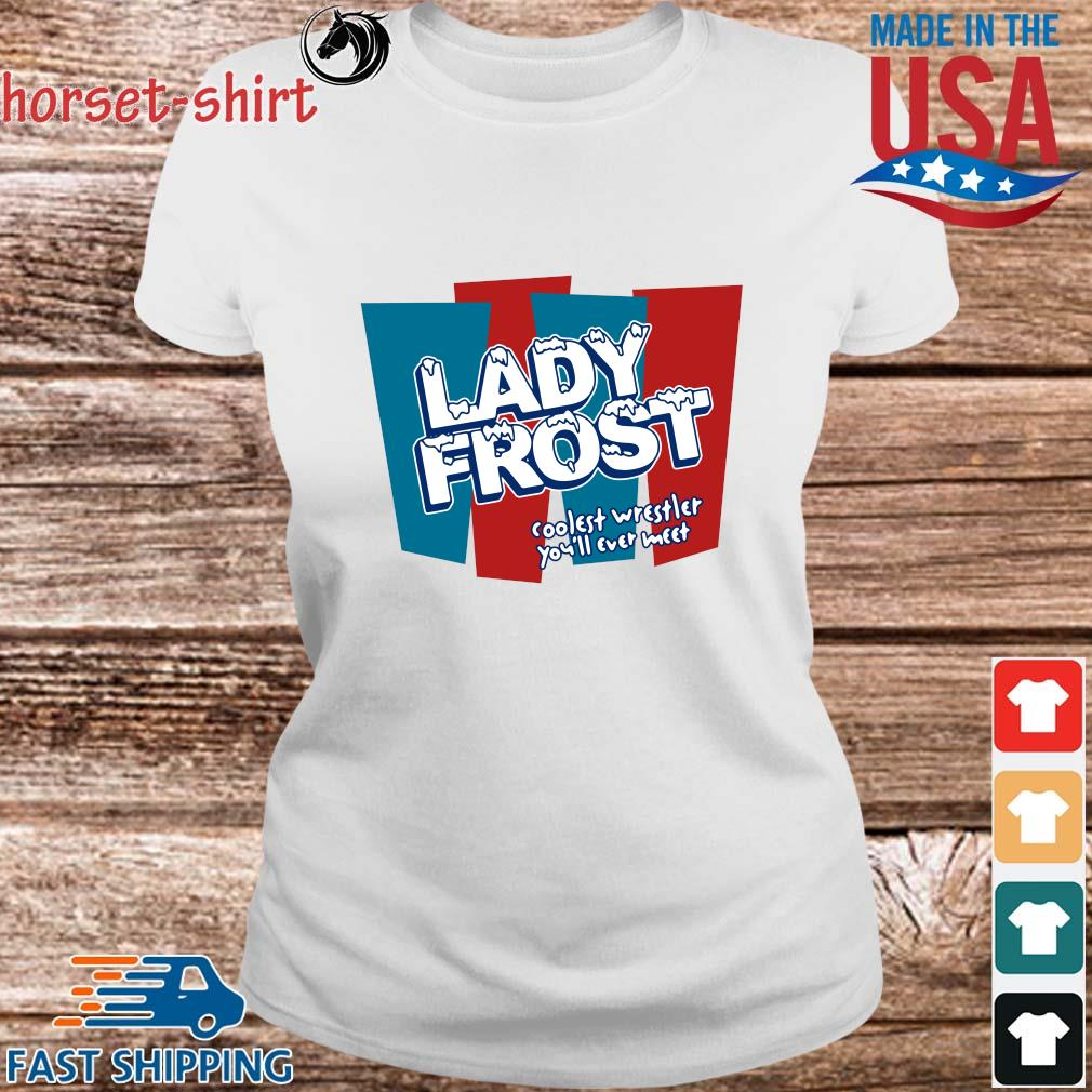 Lady frost coolest wrestler you'll ever meet s Ladies trang