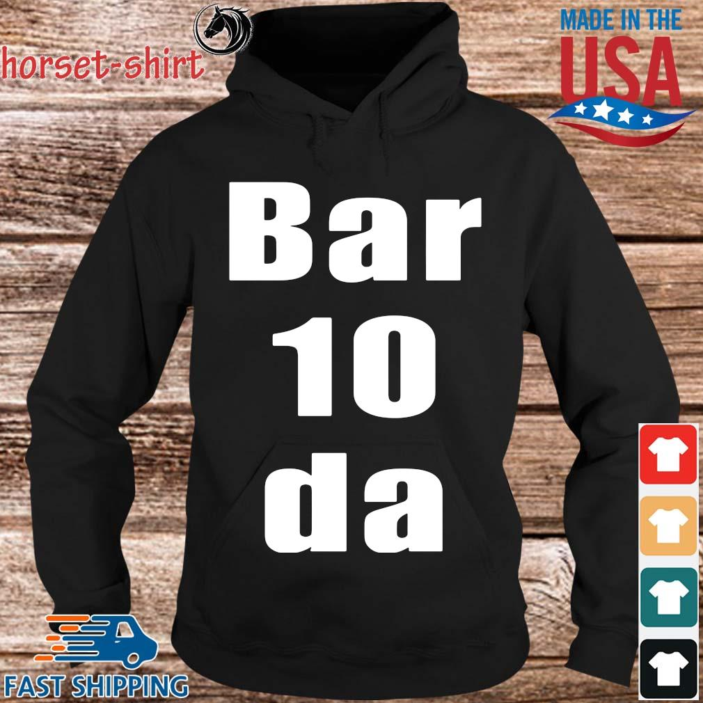 Bartender bar 10 da bartender s Hoodie den