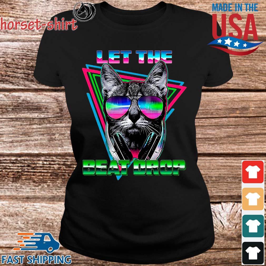 Black cat let the beat drop s Ladies den
