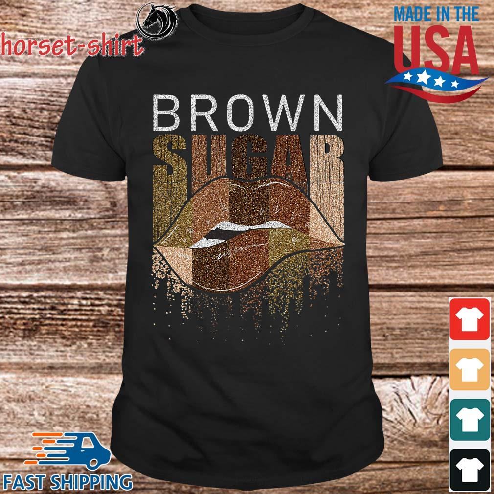 Brown sugar lip shirts