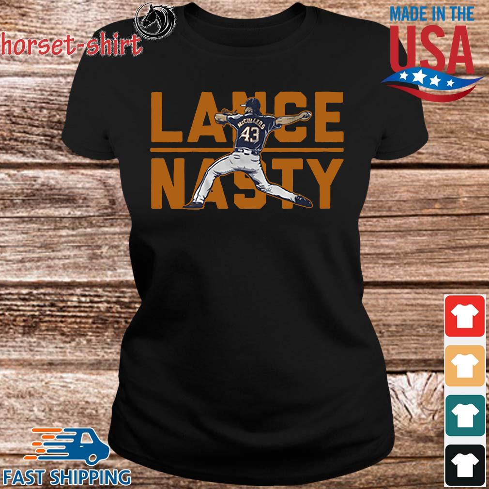 Lance nasty Houston baseball s Ladies den