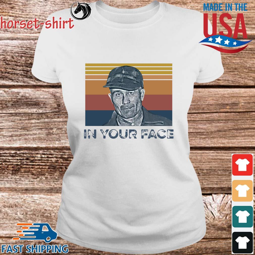 Ed Gein in your face vintage s Ladies trang