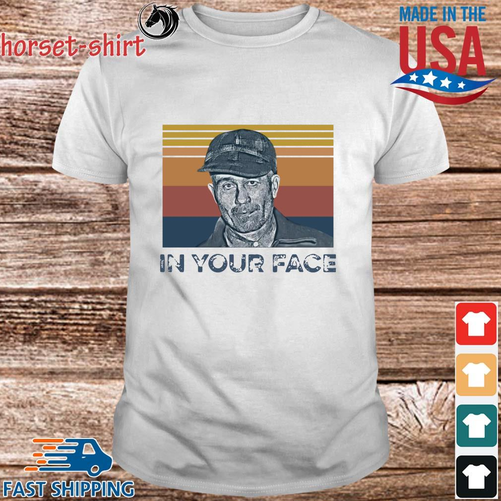 Ed Gein in your face vintage shirt