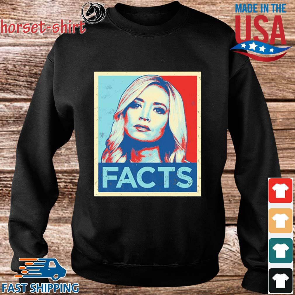 2020 Kayleigh Mcenany Facts Shirt Sweater den