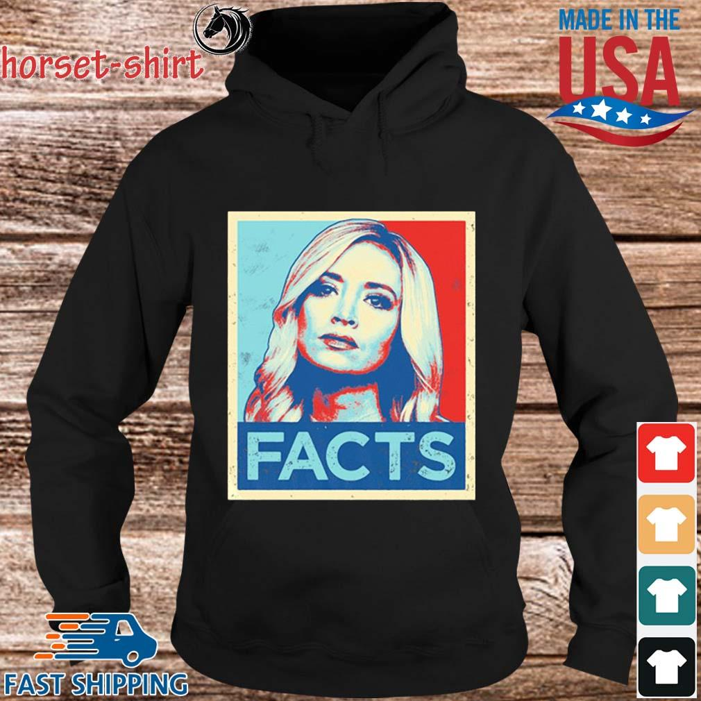 2020 Kayleigh Mcenany Facts Shirt hoodie den