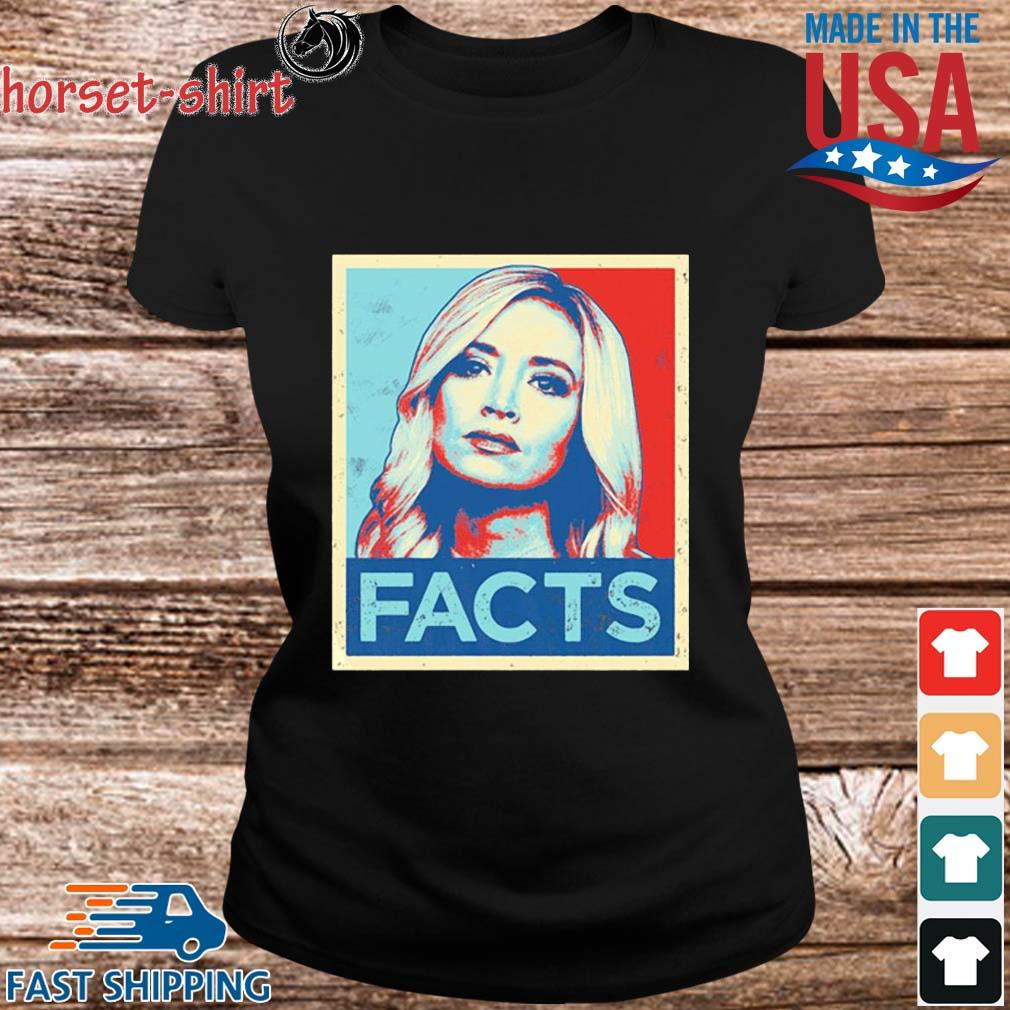 2020 Kayleigh Mcenany Facts Shirt ladies den
