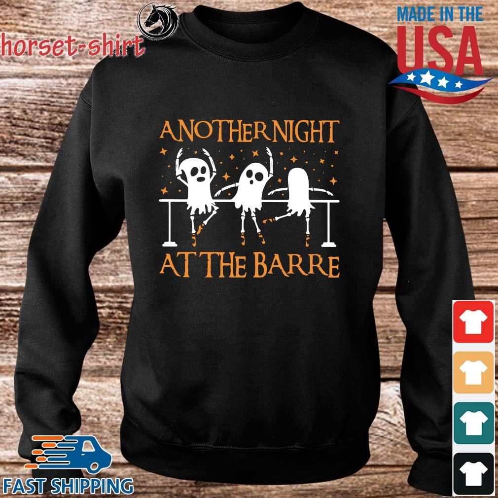 Ghost Bale Another Night At The Barre Halloween s Sweater den
