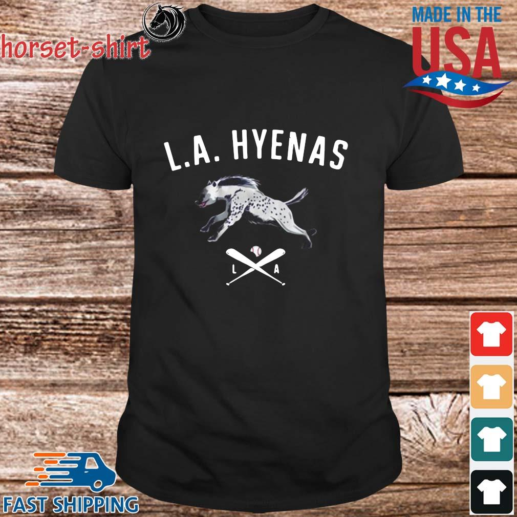Los Angeles Hyenas Attack With The Pack Shirt