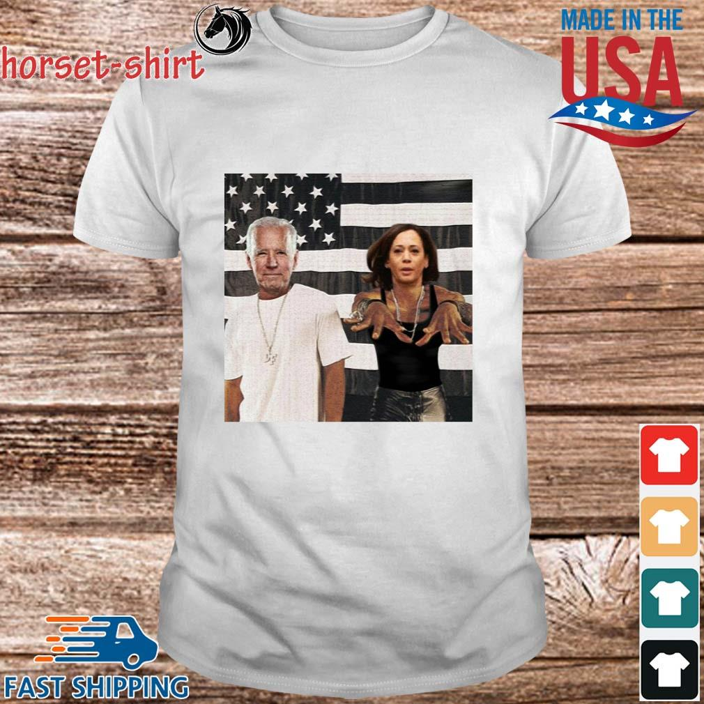 Outkast Stankonia Biden Harris American flag Shirt