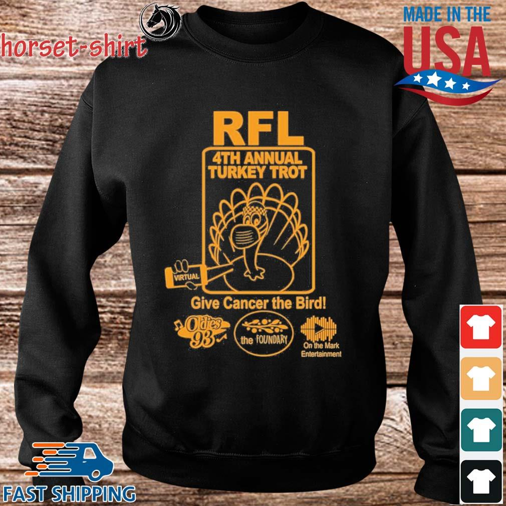 RFL 4th Annual Turkey Trot Give Cancer The Bird s Sweater den