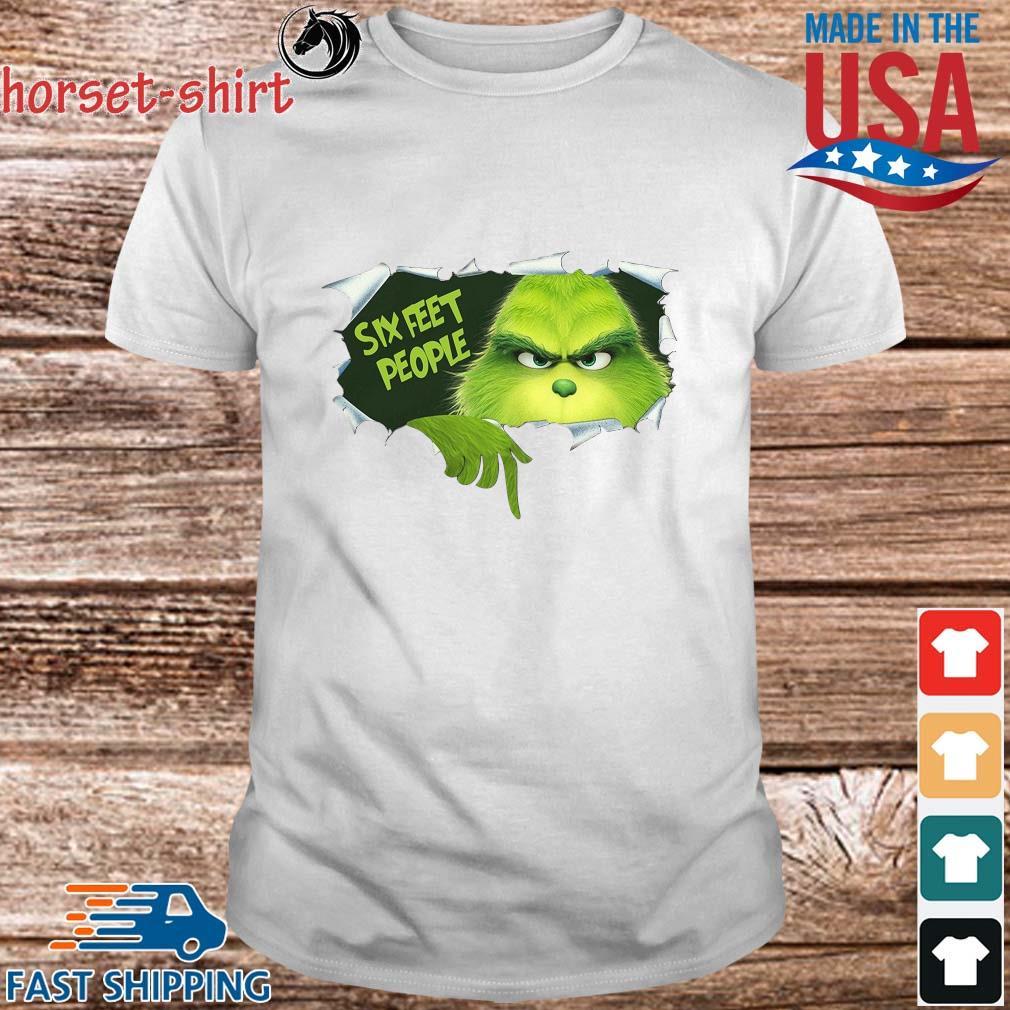 The Grinch Six Feet People Shirt