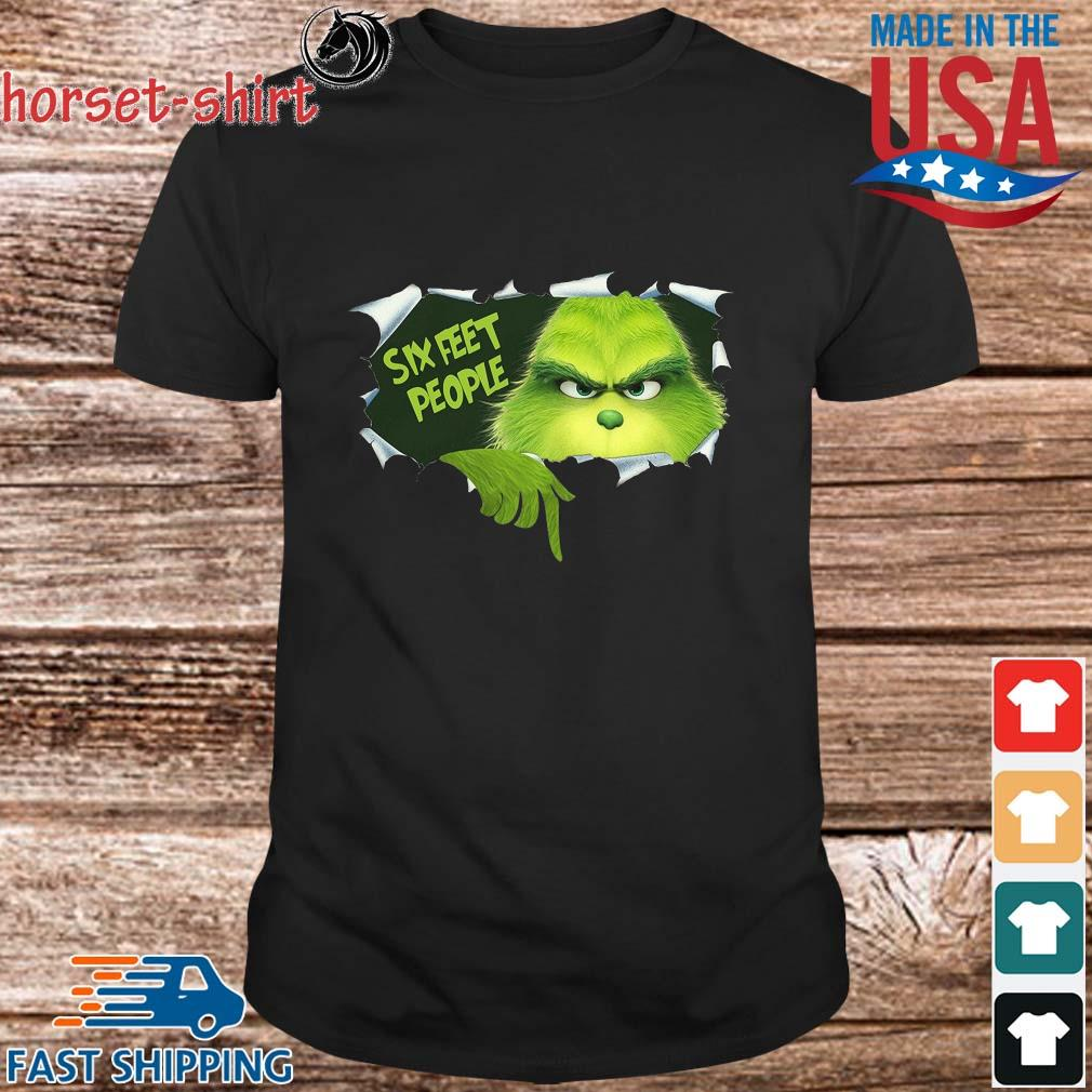 The Grinch Six Feet People Sweater