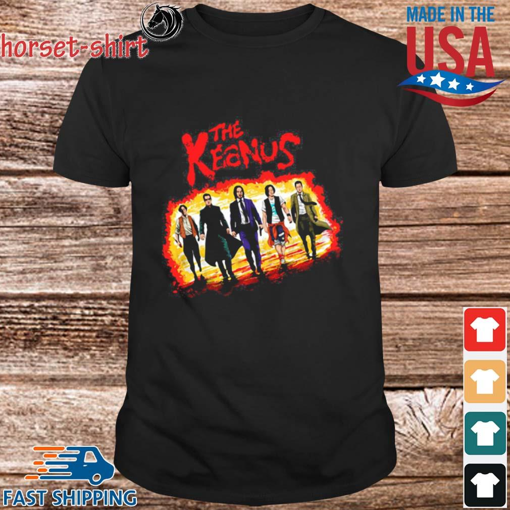 The Keanu Reeves Halloween shirt