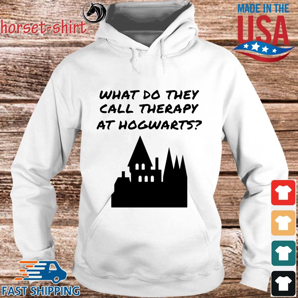 What do they call therapy at hogwarts s hoodie trang