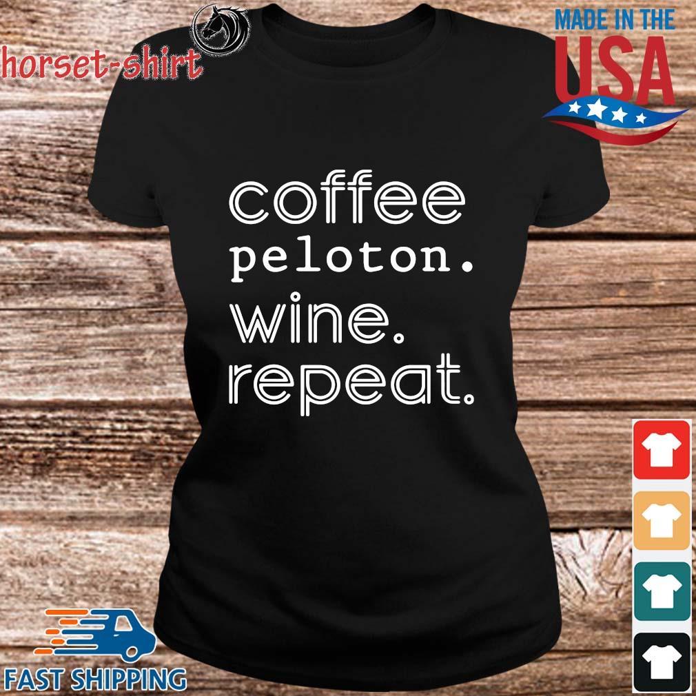 Repeat Tank Wine Peloton Coffee