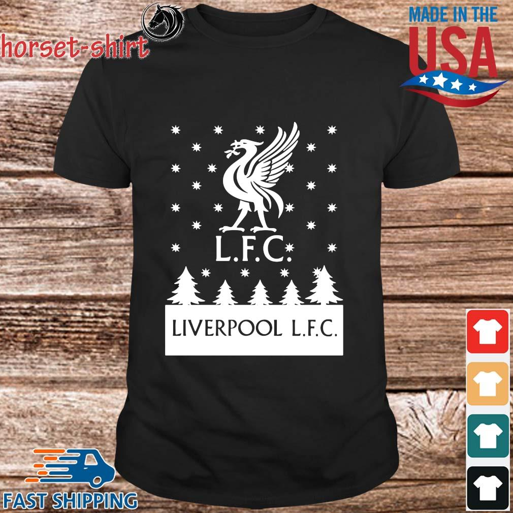 Liverpool L.F.C Ugly Christmas sweater