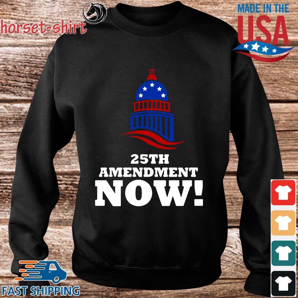 25th Amendment Now Remove Trump Fom Shirt Sweater den