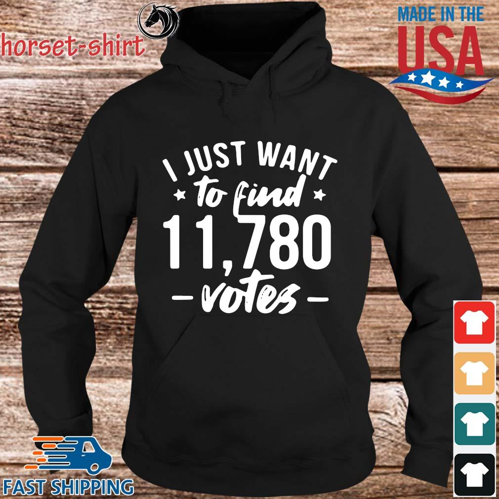 I just want to find 11.780 votes s hoodie den