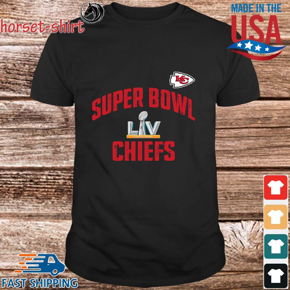 LIV Super Bowl Kansas City Chiefs Shirt