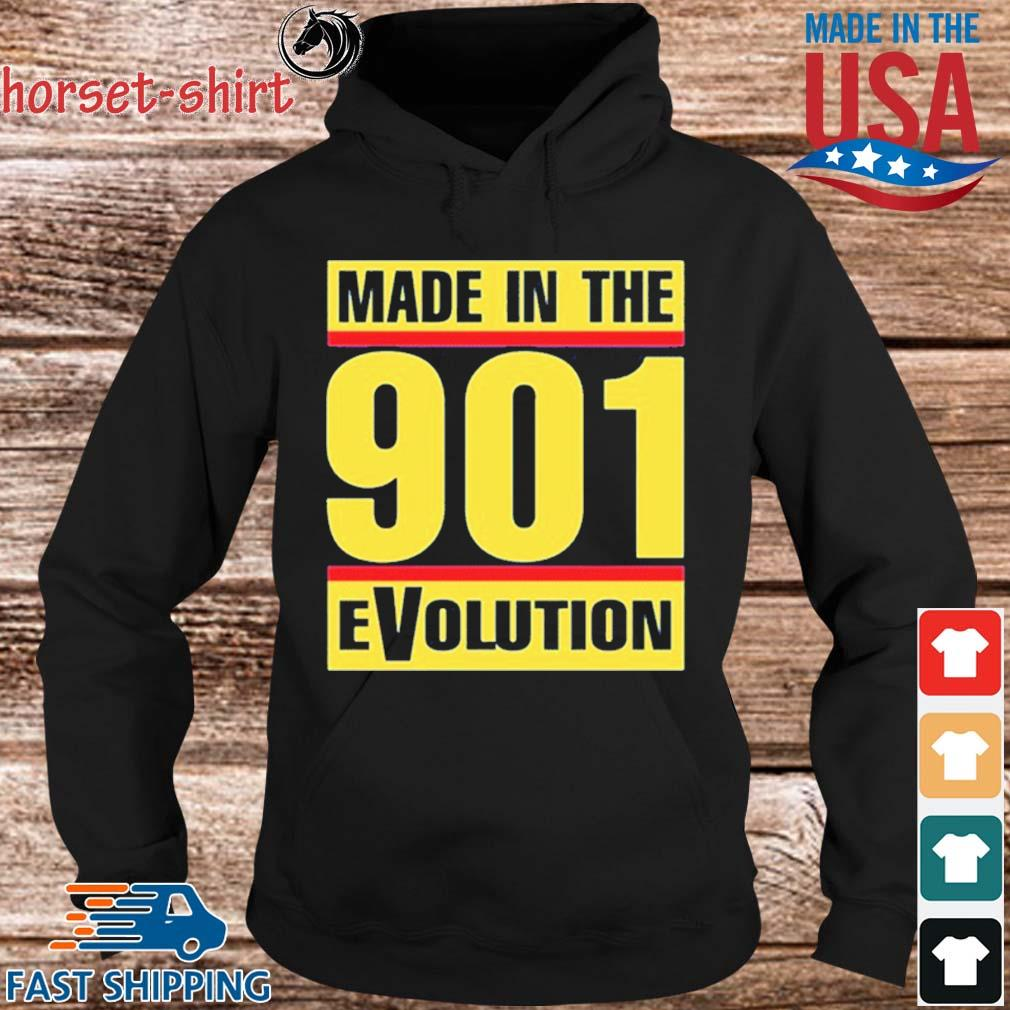 Made In The 901 Evolution Shirt hoodie den
