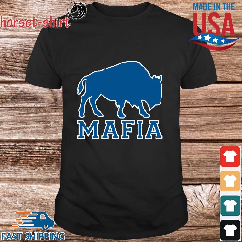 Mafia Buffalo Bills football shirt