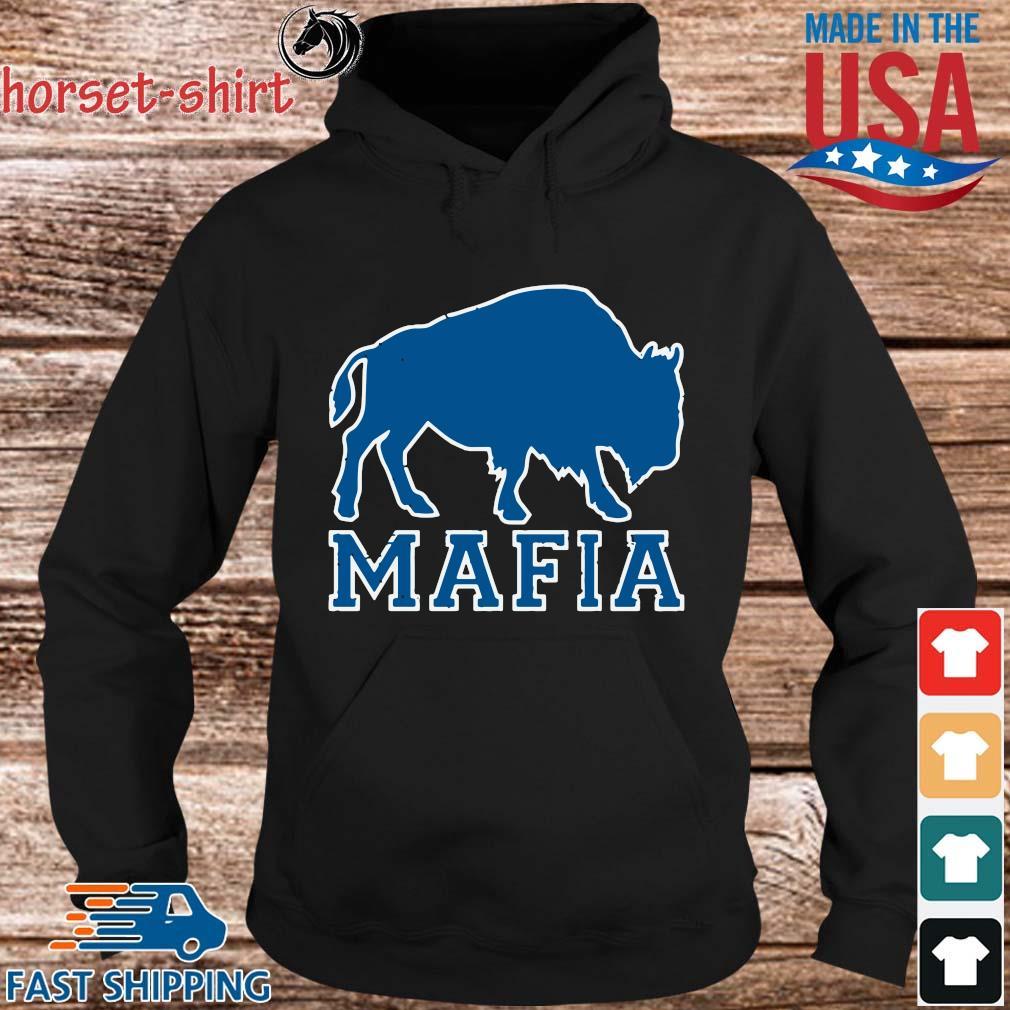 Mafia Buffalo Bills football s hoodie den