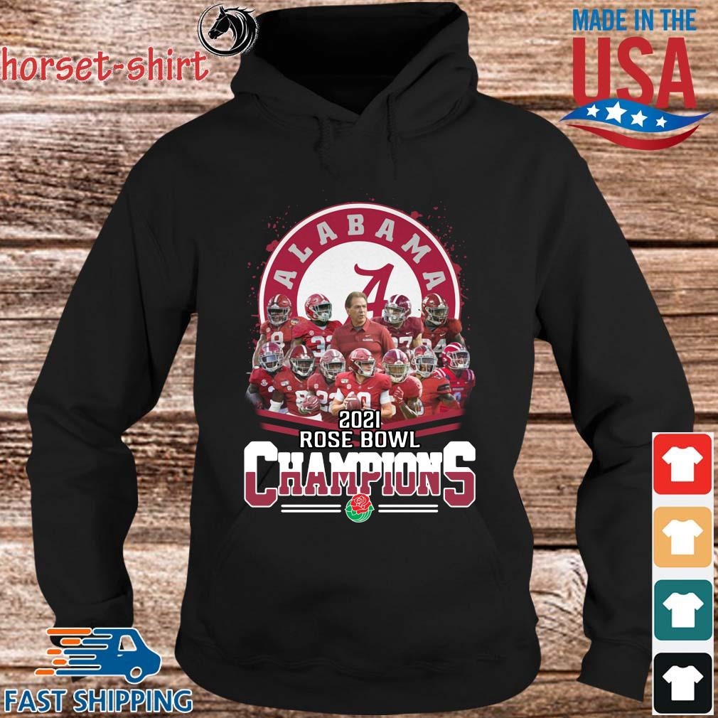 Official Alabama Crimson Tide 2021 Rose Bowl Champions shirts hoodie den
