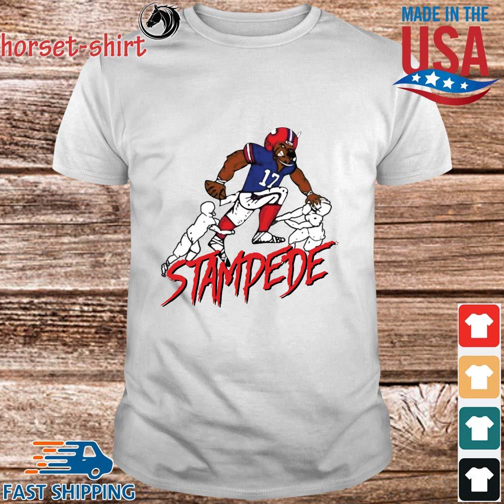 Official Buffalo Bills stamdede shirt