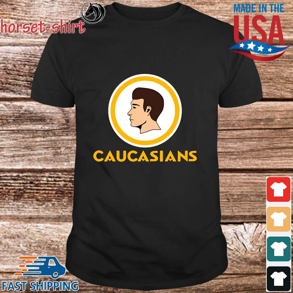 Official caucasians shirt