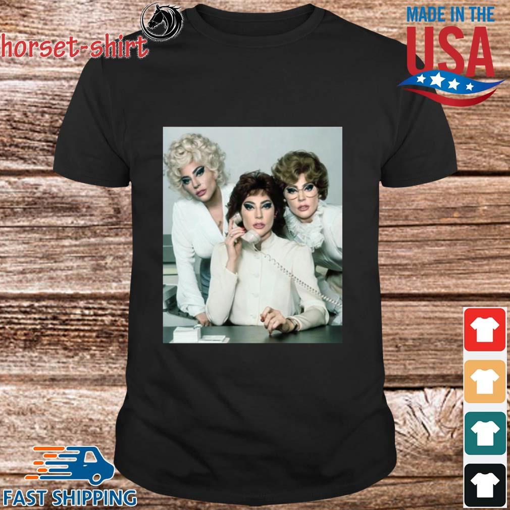 Ronald Mcdonkey Merch Gaga 9To5 Shirt