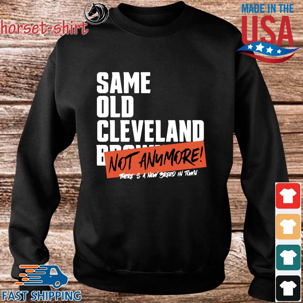 Same old Cleveland not anymore there's a new breed in town s Sweater den
